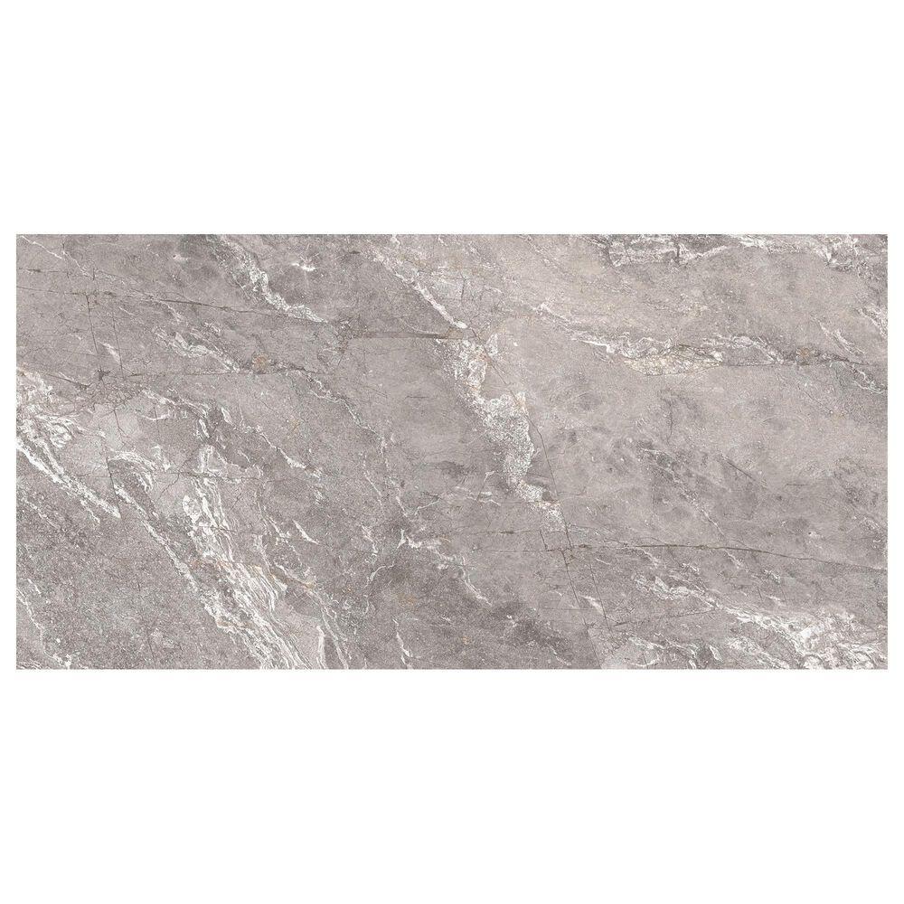 """Dal-Tile Perpetuo Eternal Grey 12"""" x 24"""" Polished Porcelain Floor Tile, , large"""