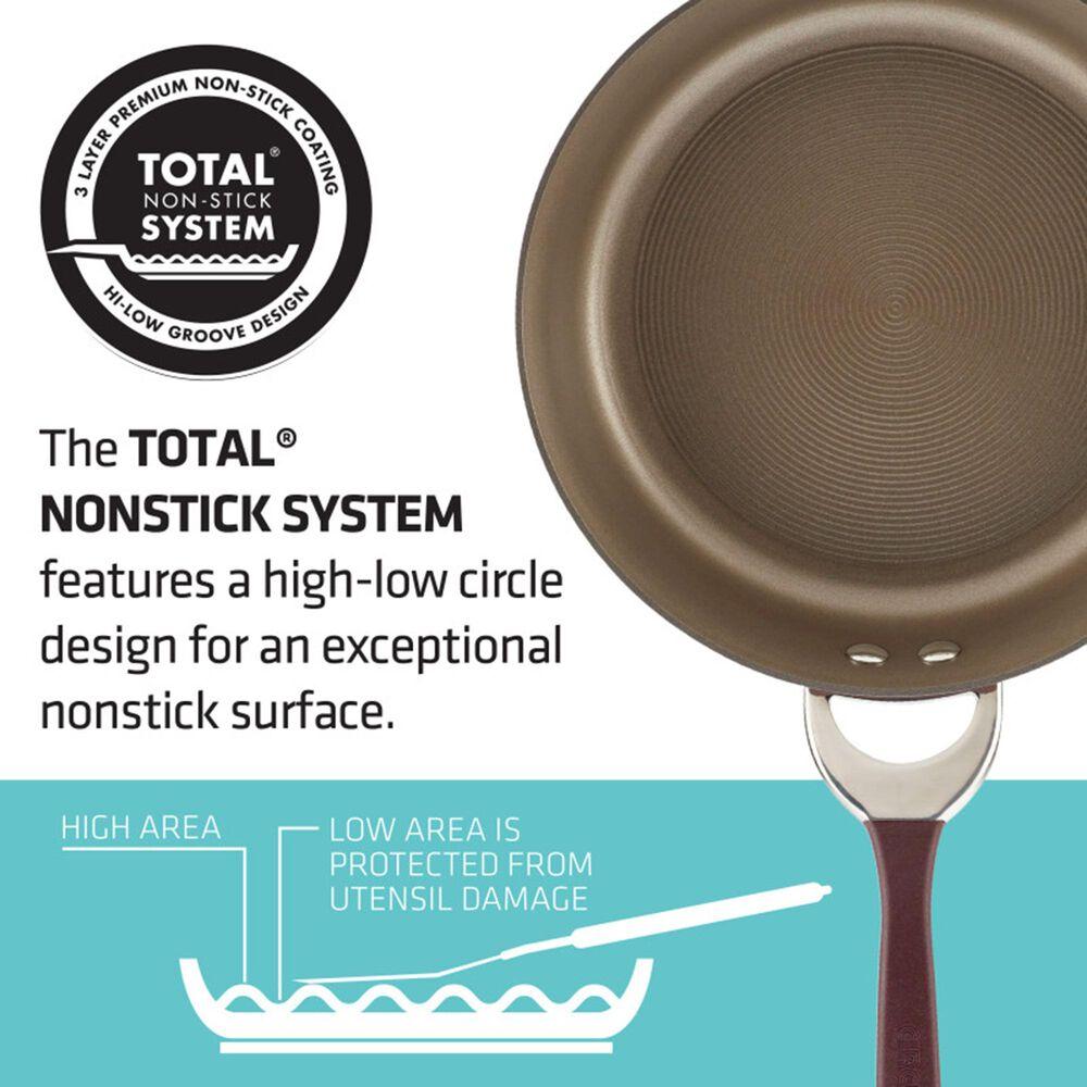 Circulon Cookware Cookware 11-Piece Pan Set Symmetry in Merlot, , large