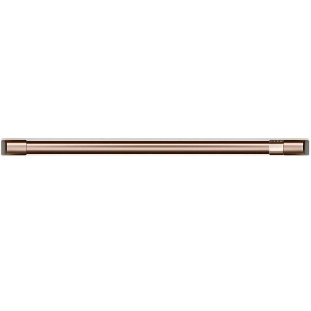 Cafe Handle Kit for Single Wall Oven in Brushed Copper, , large
