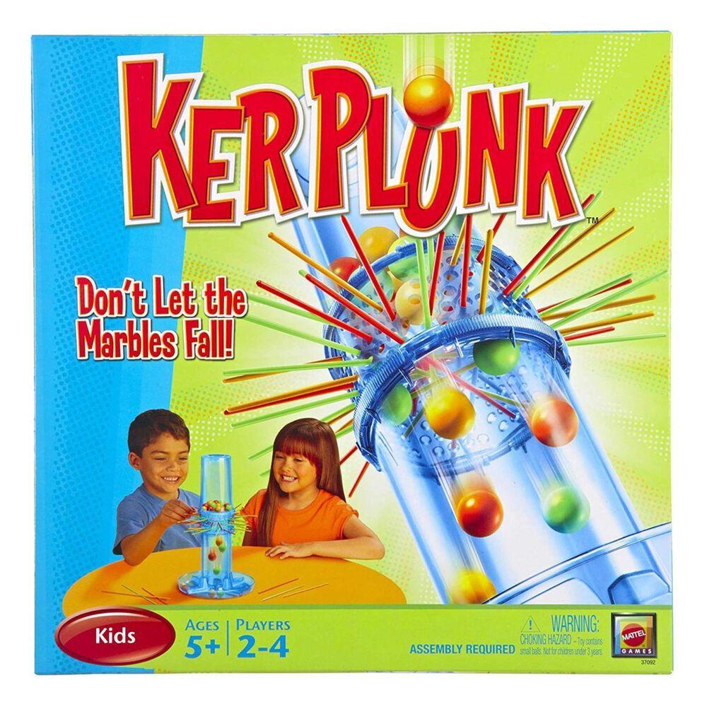 Mattel Kerplunk Game, , large