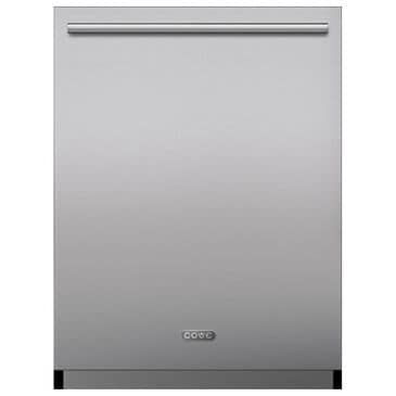 """Roth Distributing 24"""" Dishwasher Door Panel with Tubular Handle in Stainless Steel, , large"""