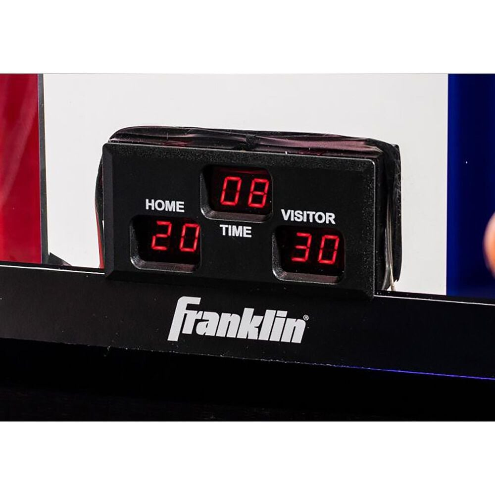 Franklin Sports Basketball Pro Hoops Floor Game, , large