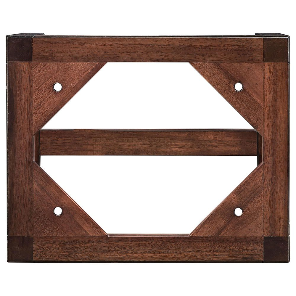 """James Martin Addison 15"""" Wooden Stand for Grand Tower Hutch in Mid Century Acacia, , large"""