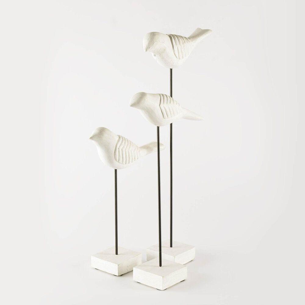Mercana Alouette I Birds Sculpture, , large