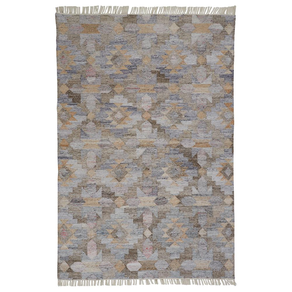 Feizy Rugs Beckett 0818F 2' x 3' Gray Area Rug, , large