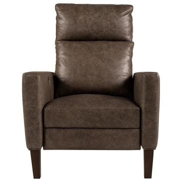 Huntington House Power Recliner in Bronx Slate Leather, , large
