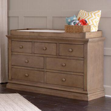 Little Dreamer Pine Ridge 7 Drawer Dresser in Cashew, , large