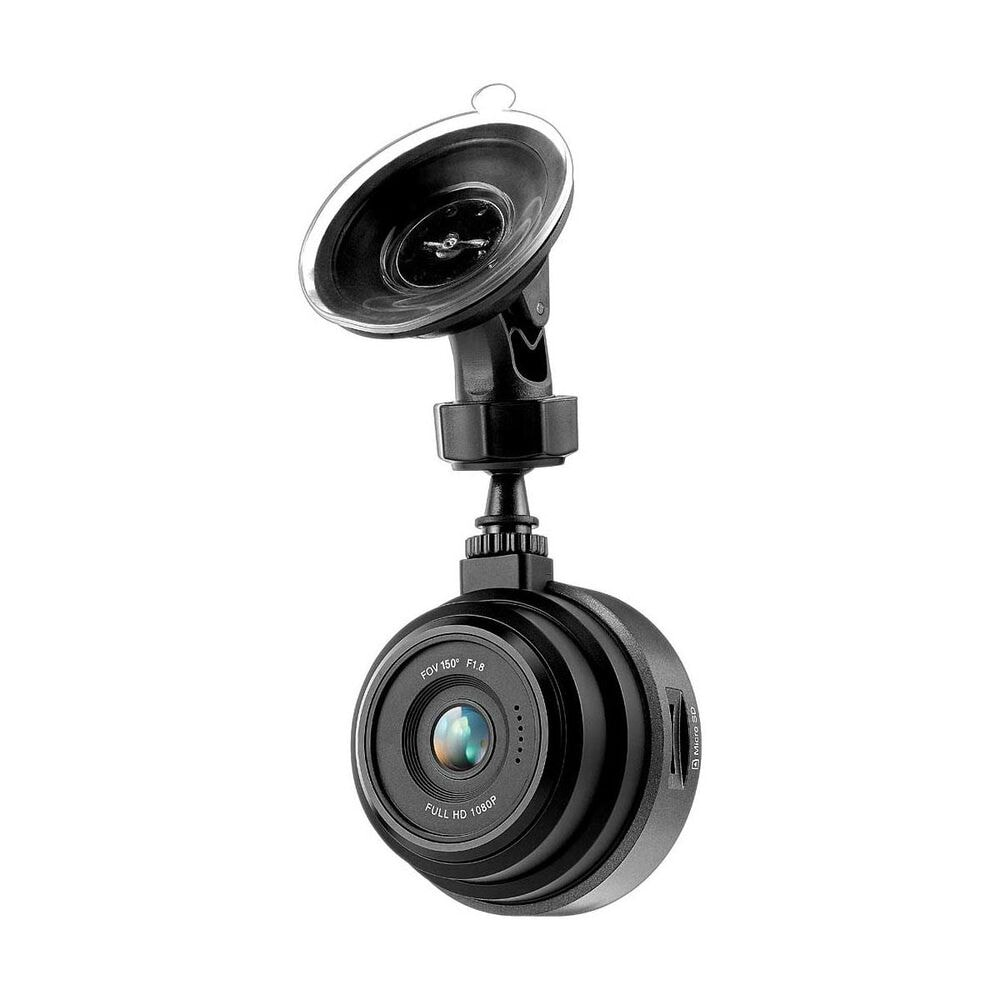 Car and Driver 1080P Round Dash Cam, , large