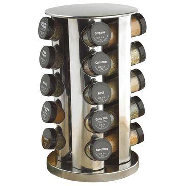 Lifetime Brands Kamenstein 20 jar Revolving, , large