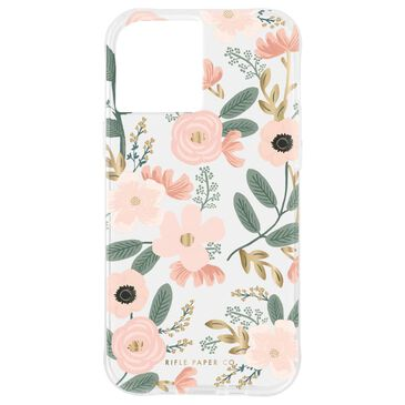 Rifle Paper Co. Case for iPhone 12/12 Pro - Wild Flowers, , large