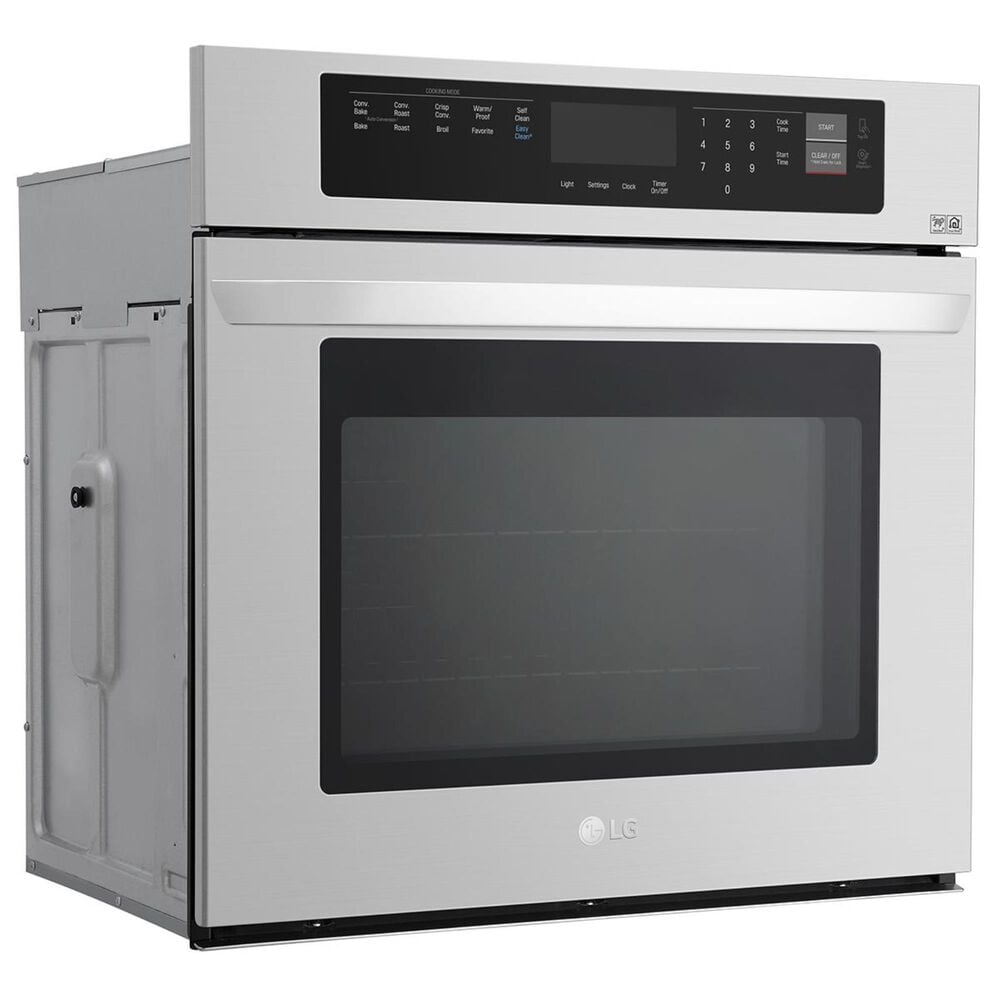 """LG 30"""" Electric Wall Oven in Stainless Steel, , large"""