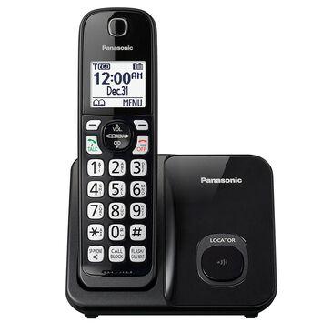 Panasonic Expandable Cordless Phone with Call Block - 1 Handset, , large