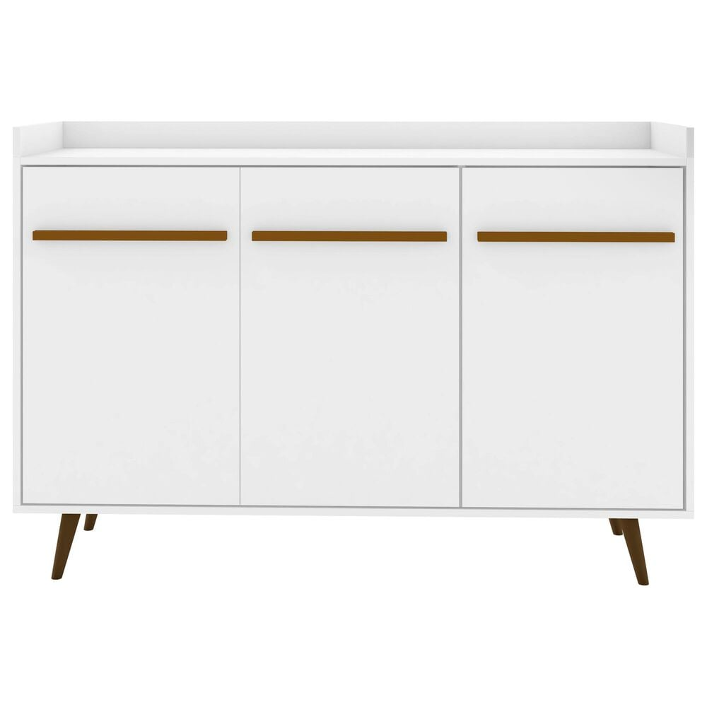 "Dayton Bradley 53.54"" Buffet Stand in White, , large"