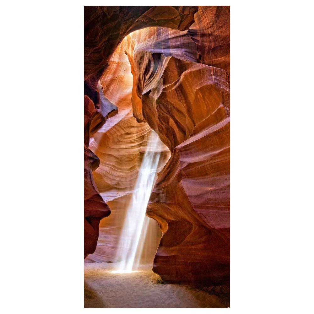 "Courtside Market Sun Shining Through Canyon III 96"" x 45"" Mural, , large"
