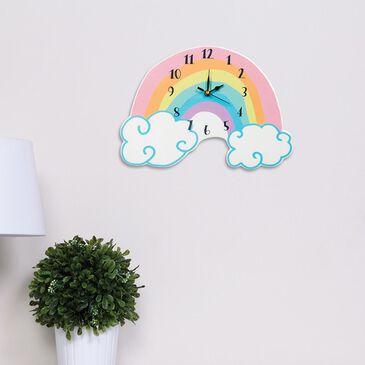 Trend Labs Rainbow Wall Clock, , large
