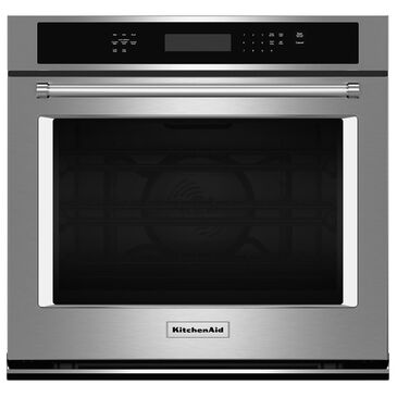 "KitchenAid 27"" Single Wall Oven, , large"