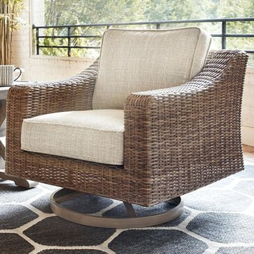 Signature Design by Ashley Beachcroft Lounge Chair in Beige, , large