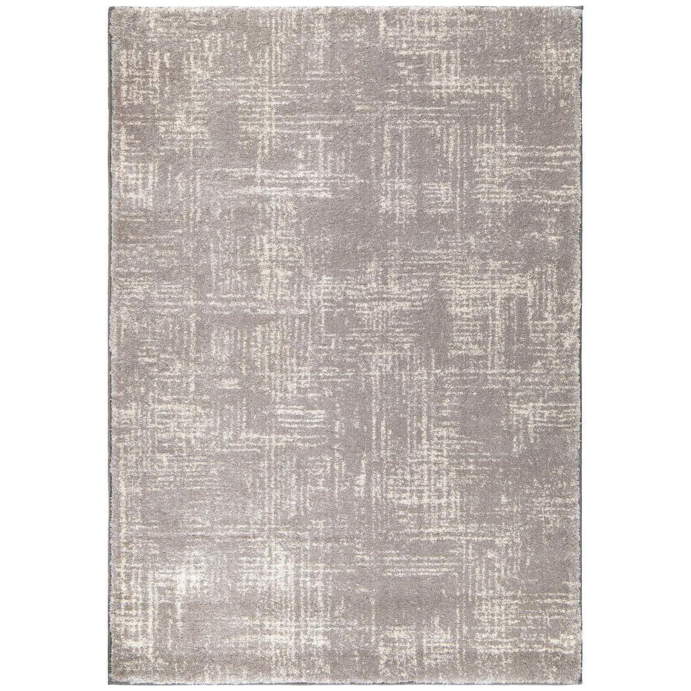 Orian Nirvana Zion 9201 9' x 13' Soft Gray Area Rug, , large