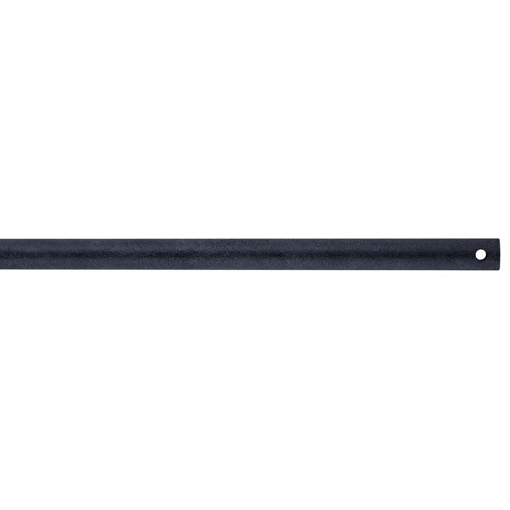 """Murray Feiss 24"""" Downrod in Dark Weathered Zinc, , large"""