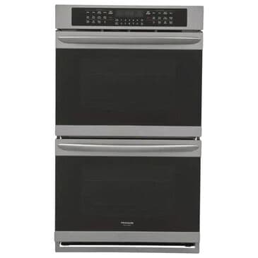 Frigidaire 27'' Double Electric Wall Oven in Black Stainless Steel, , large