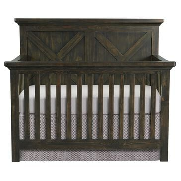 Eastern Shore Tahoe Convertible Crib in River Rock, , large