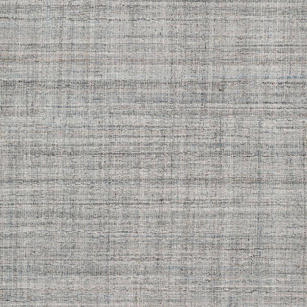 Karastan Habedasher RG175-799 2' x 8' Silver Area Rug, , large