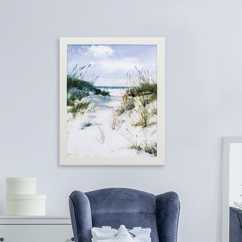 """Propac """"Dune View"""" Wall Art in Green, , large"""