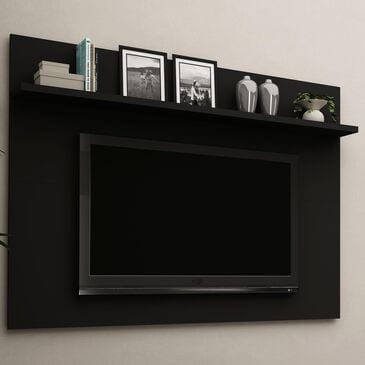 "Manhattan Tribeca 53.94"" TV Panel in Black, , large"