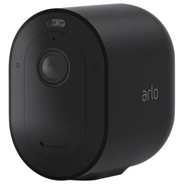 Arlo Arlo Pro 4 Wireless Security Camera in Black, , large