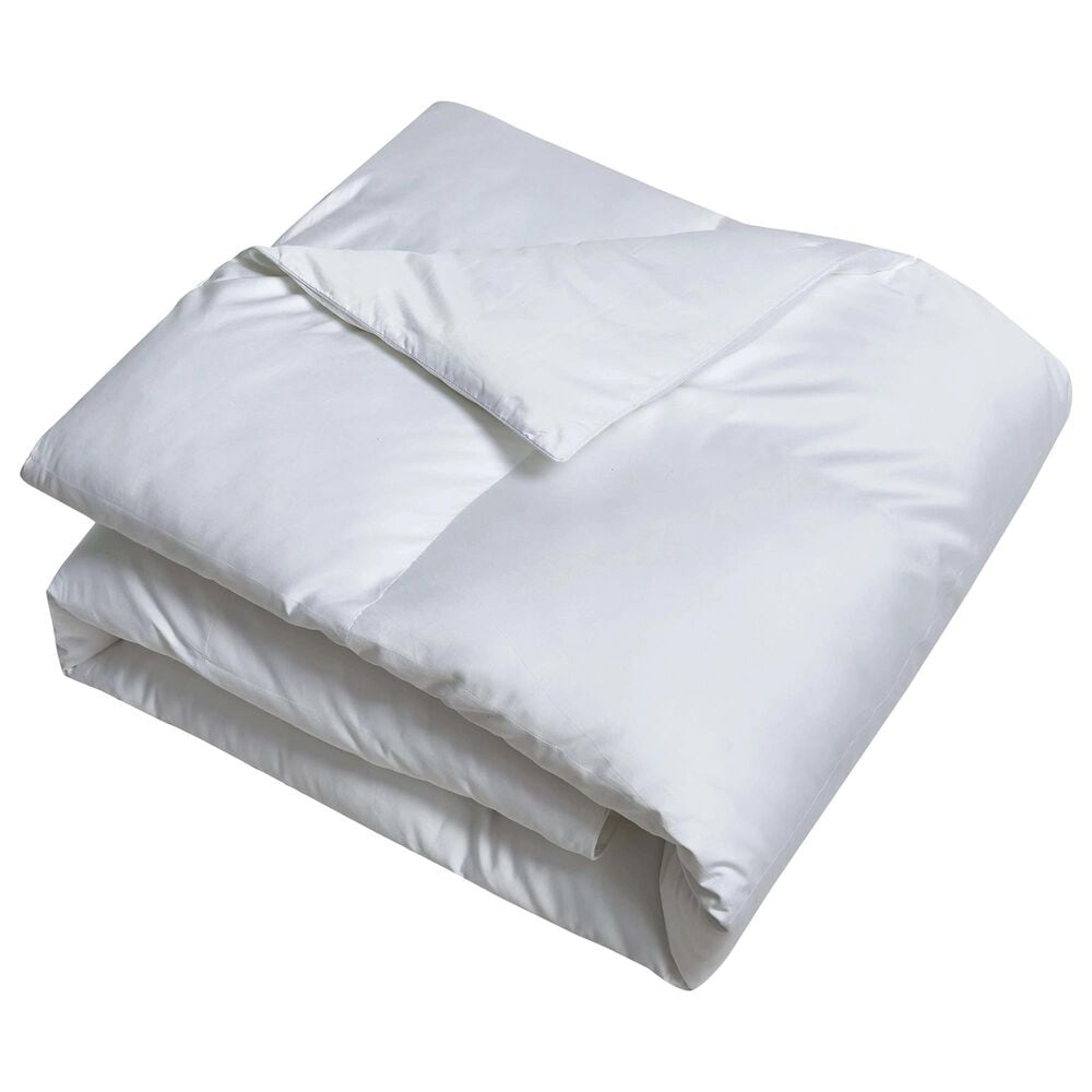 Blue Ridge Home Fashions Full/Queen All Season Down Alternative Comforter in White, , large