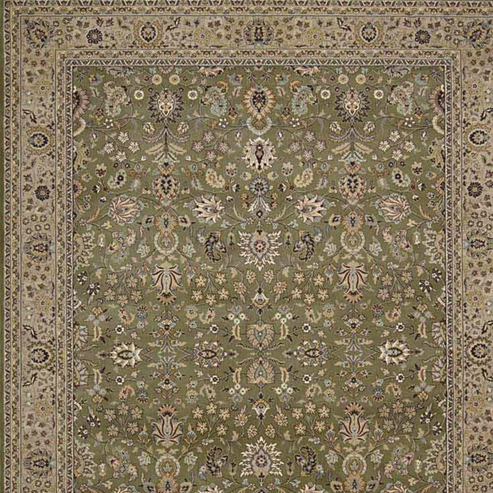 "Nourison Antiquities ANT04 K/I 5'3"" x 7'4"" Sage Area Rug, , large"