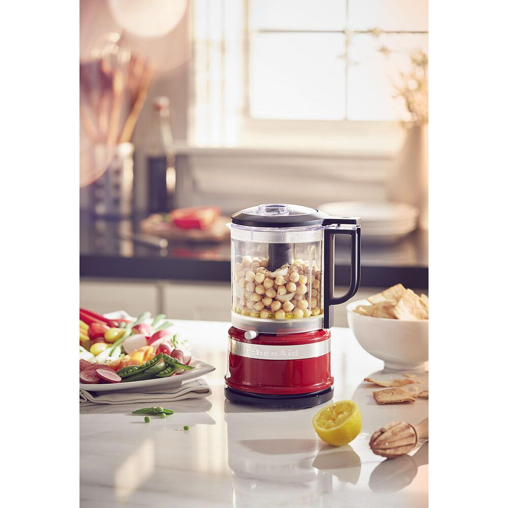 KitchenAid 5 Cup Food Chopper in Empire Red, , large