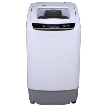 Danby Compact 0.9 Cu. Ft. Top Load Washing Machine for Apartment in White, , large