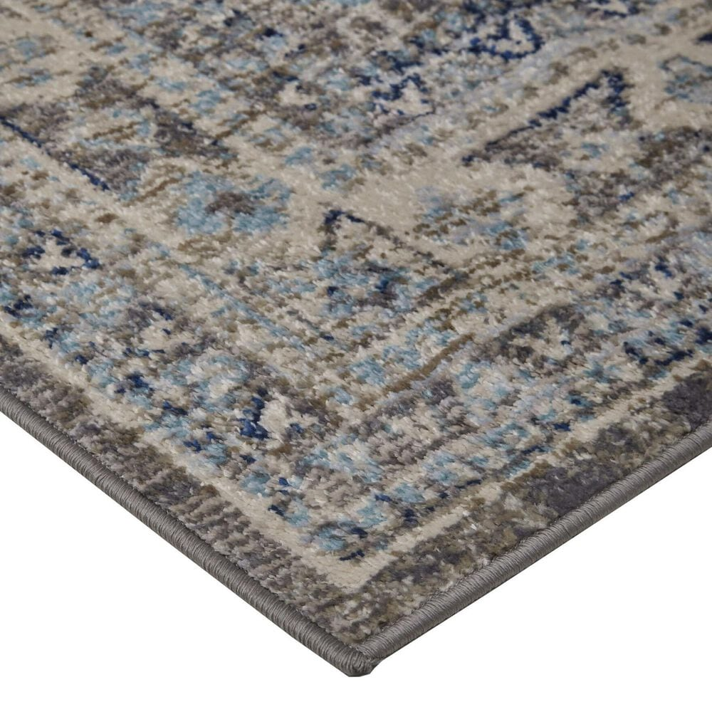 "Feizy Rugs Bellini 6'7"" x 9'6"" Blue Area Rug, , large"