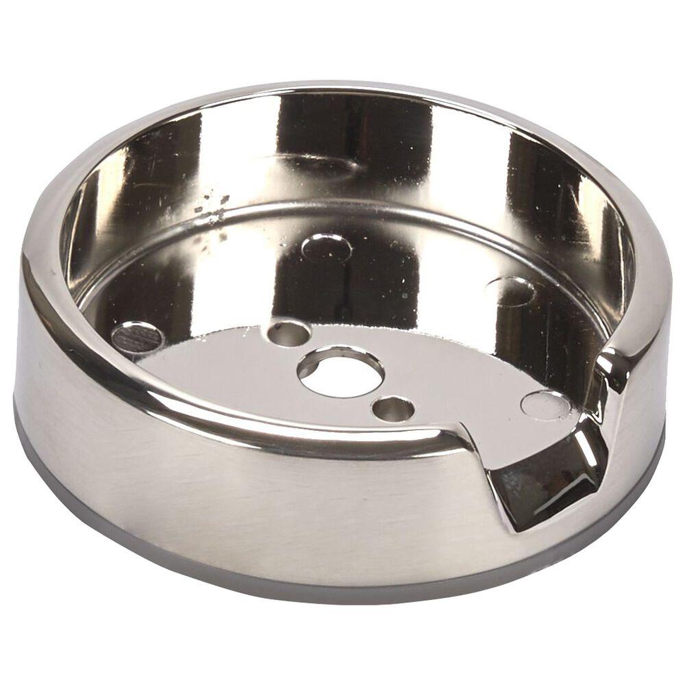 Whirlpool Knob Bezel for Ranges in Chrome, , large