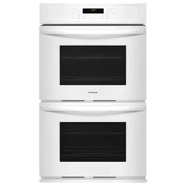 Frigidaire 30'' Double Electric Wall Oven in White, , large