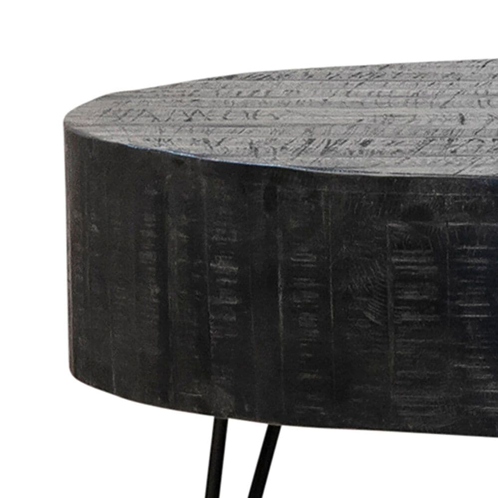 Blue Sun Designs Barocca Coffee Table in Black, , large