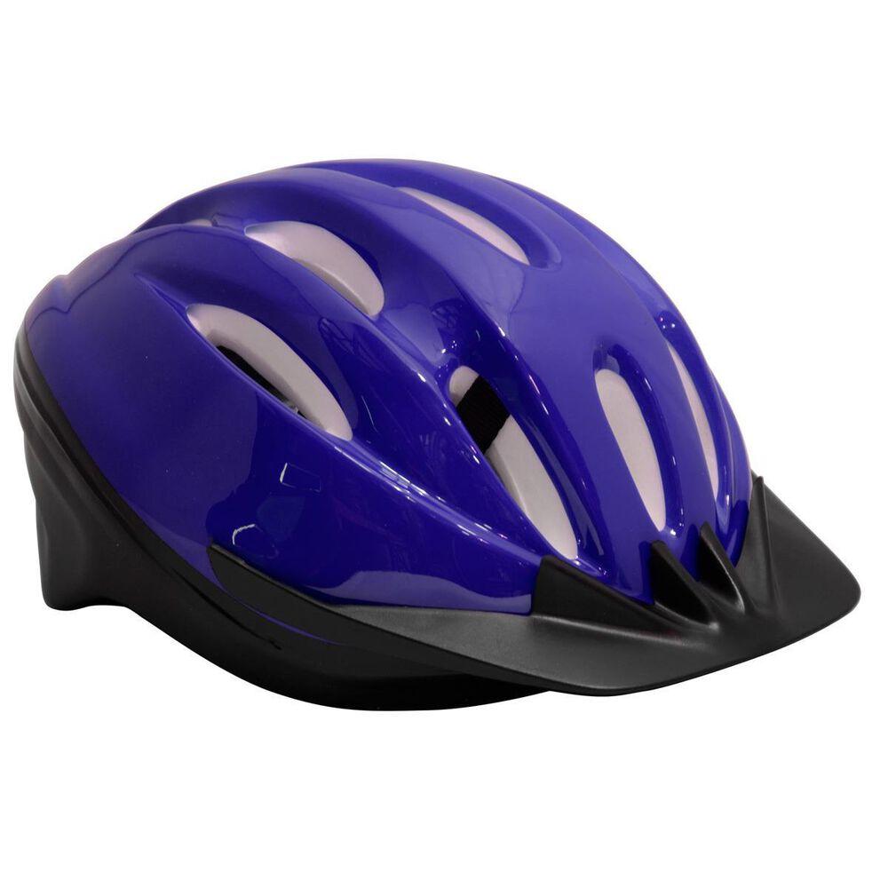 ATB Bike Helmet Youth - Blue, , large