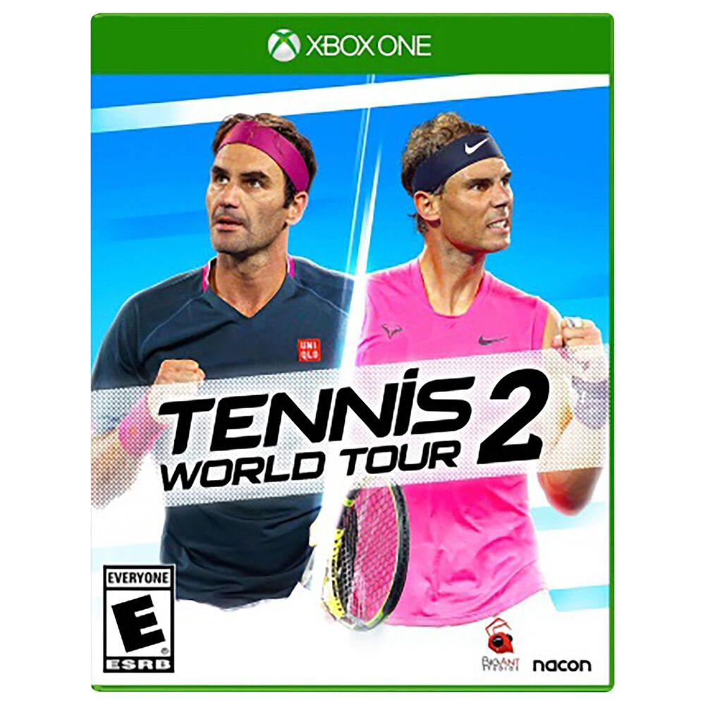 Tennis World Tour 2 - Xbox One, , large