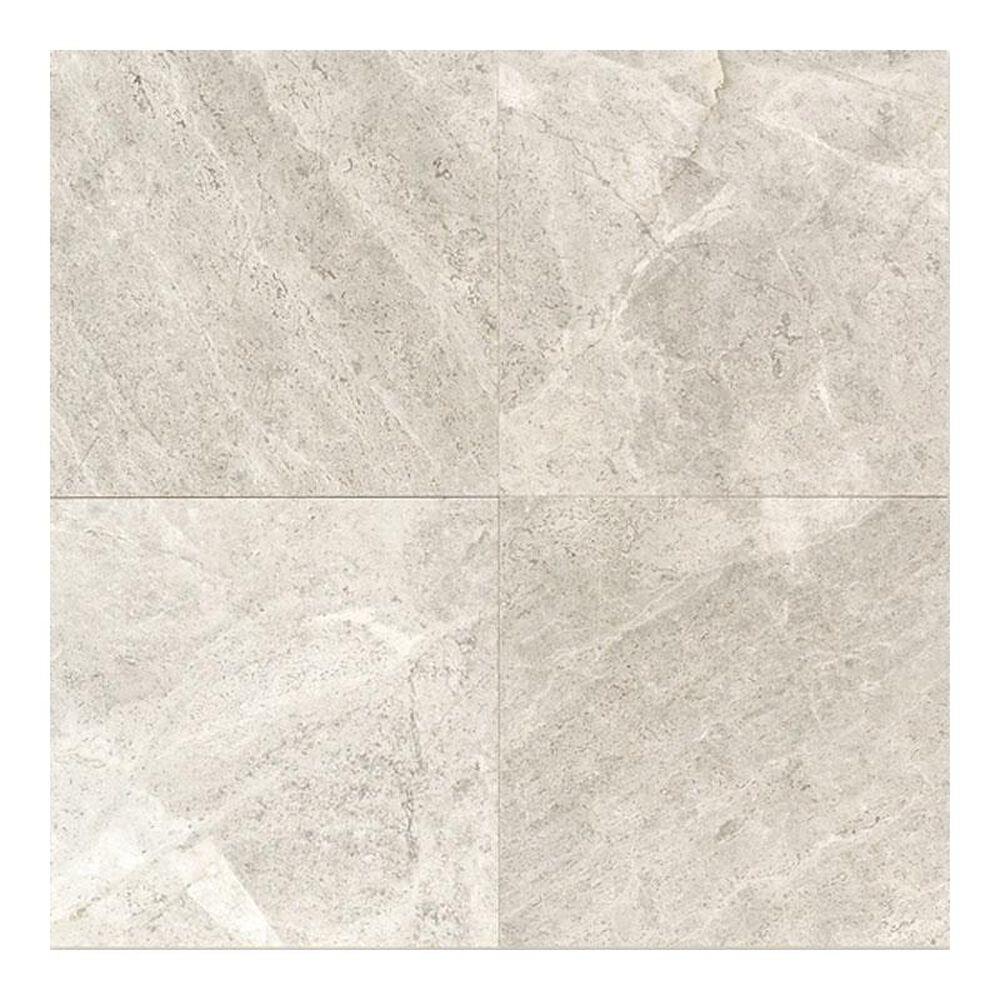 "Dal-Tile Limestone Arctic Grey 12"" x 24"" Natural Stone Tile, , large"