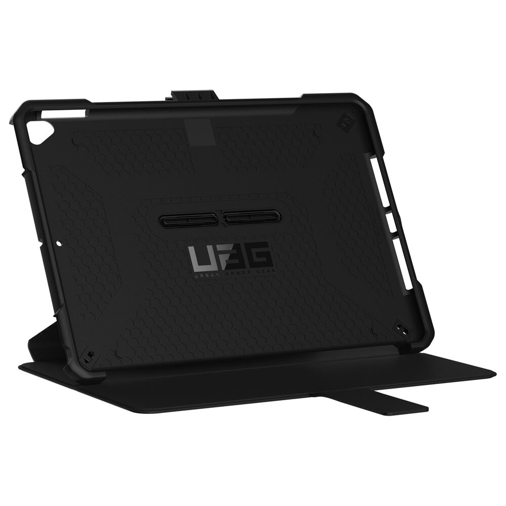 UAG Metropolis Folio Wallet Case For Apple Ipad 10.2 in Black, , large