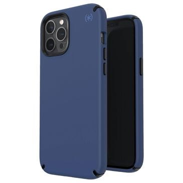 Speck Presidio2 Pro Case for iPhone 12 Pro Max in Blue and Black, , large