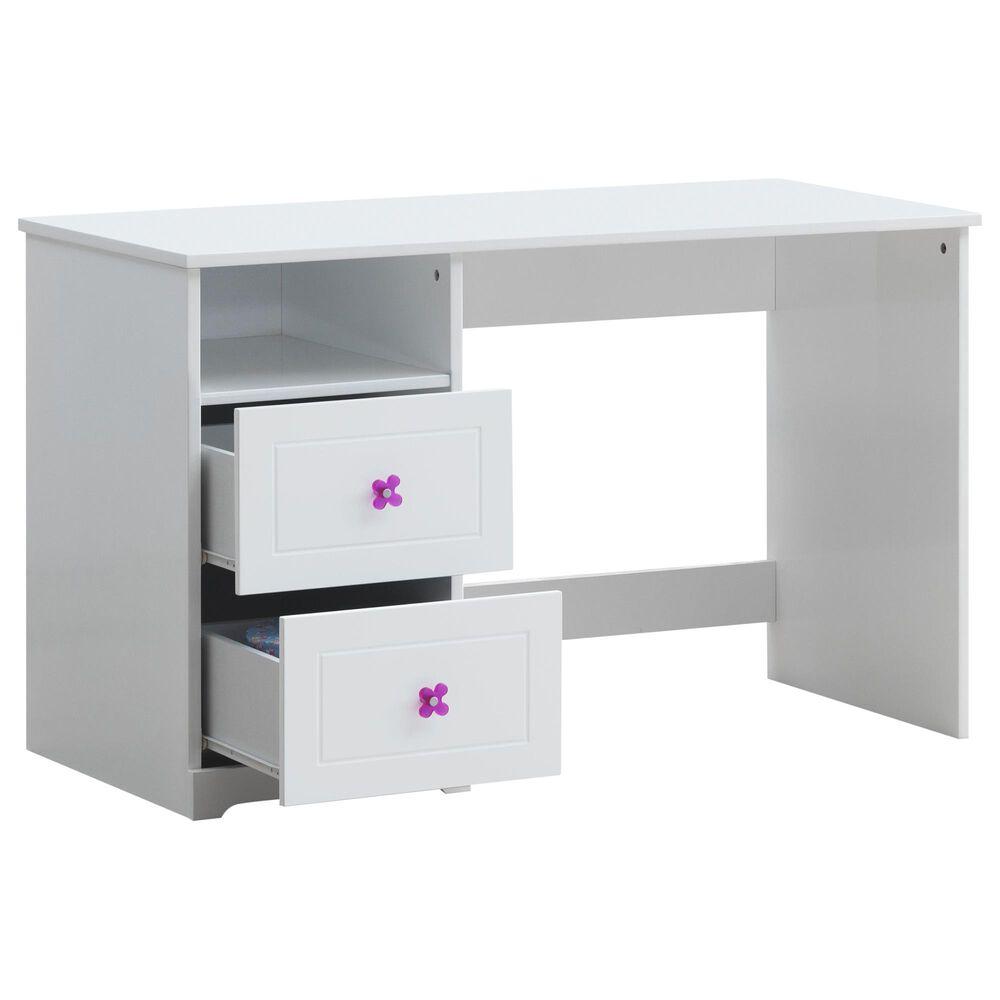 Gunnison Co. Meyer Desk Table in White, , large
