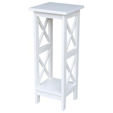 """International Concepts 30"""" Plant Stand in Snow White, , large"""