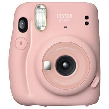 Fujifilm Instax Mini 11 Instant Film Camera in Blush Pink, , large