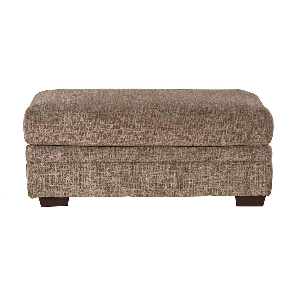 Southaven Cocktail Ottoman in Perth Pewter, , large