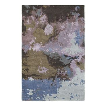"Oriental Weavers Galaxy 21901 2'6"" x 8' Purple Runner, , large"