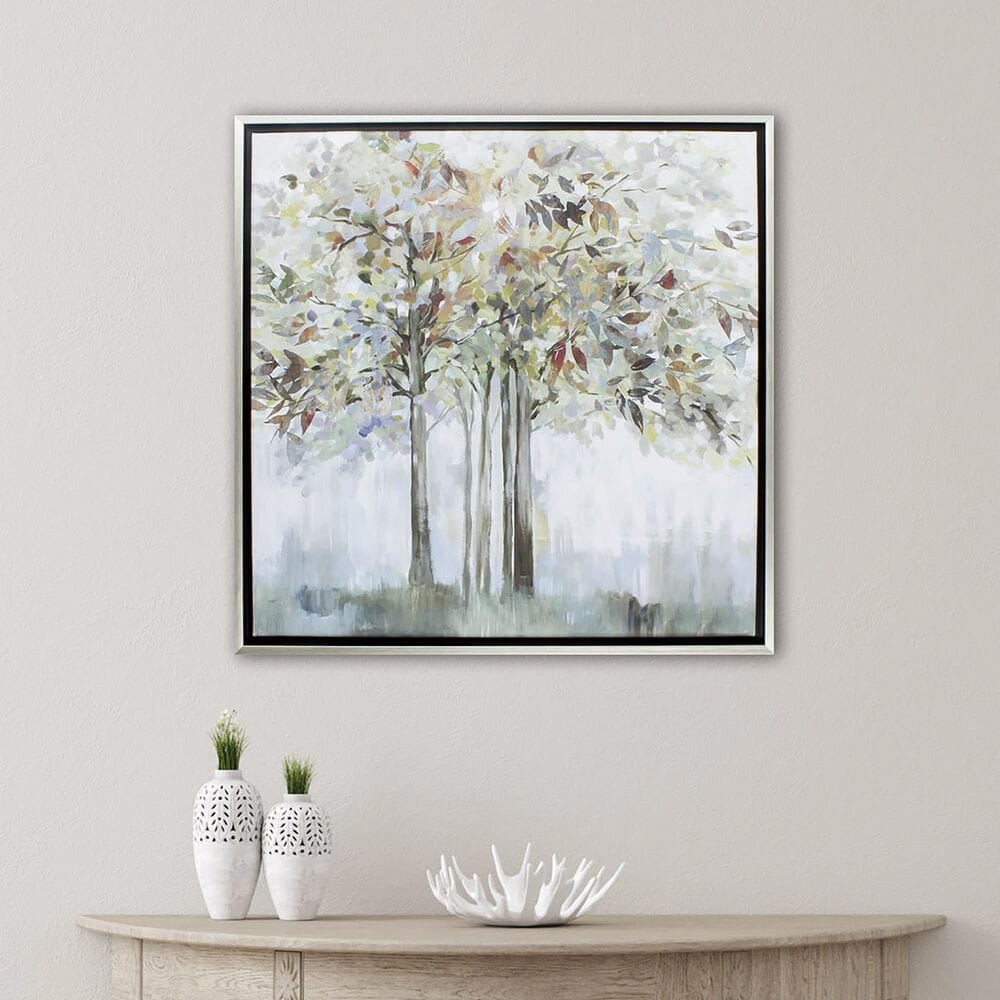 """Propac """"Colorful Tree"""" Wall Art in Green, , large"""