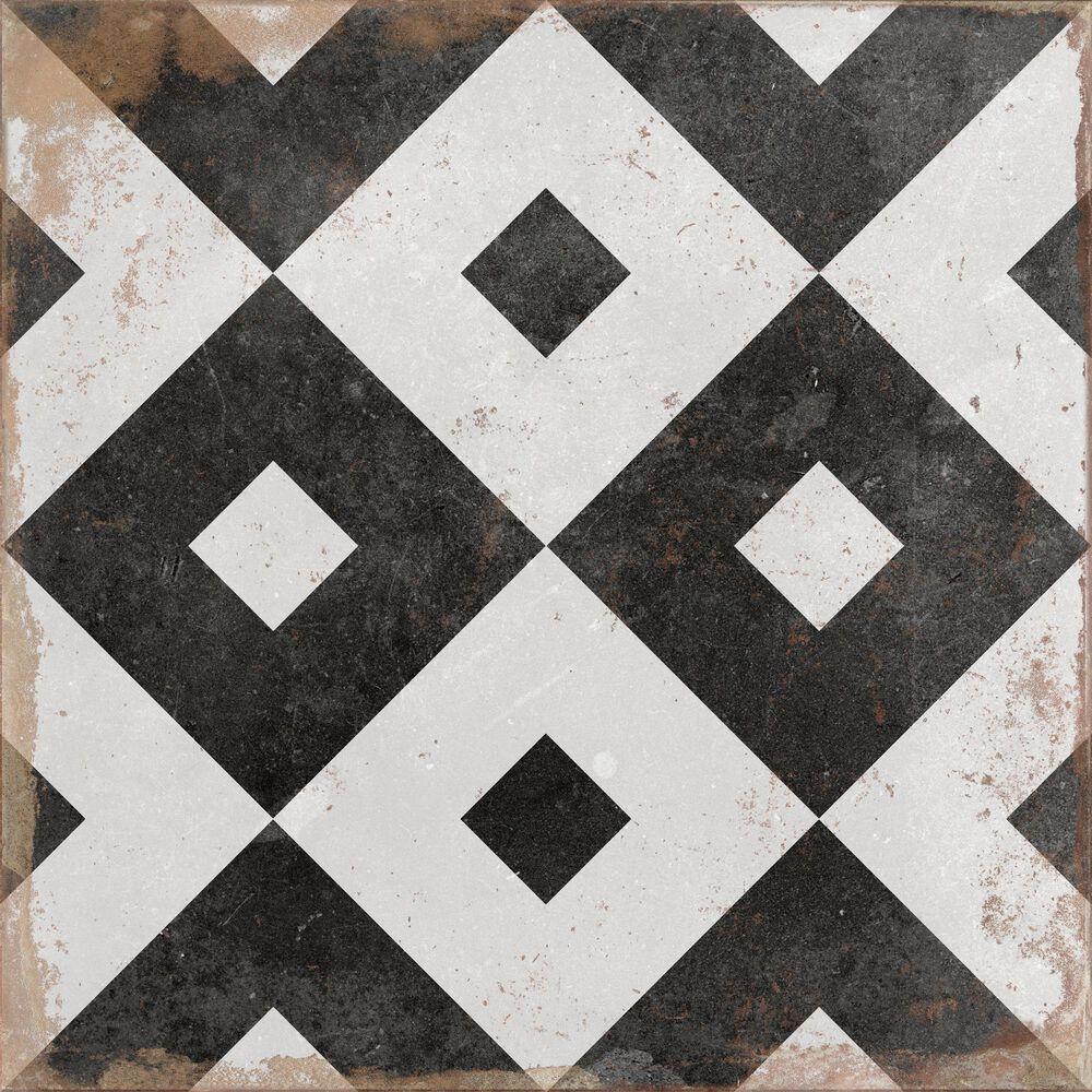 "Emser Rhapsody Argyle 13"" x 13"" Porcelain Tile, , large"