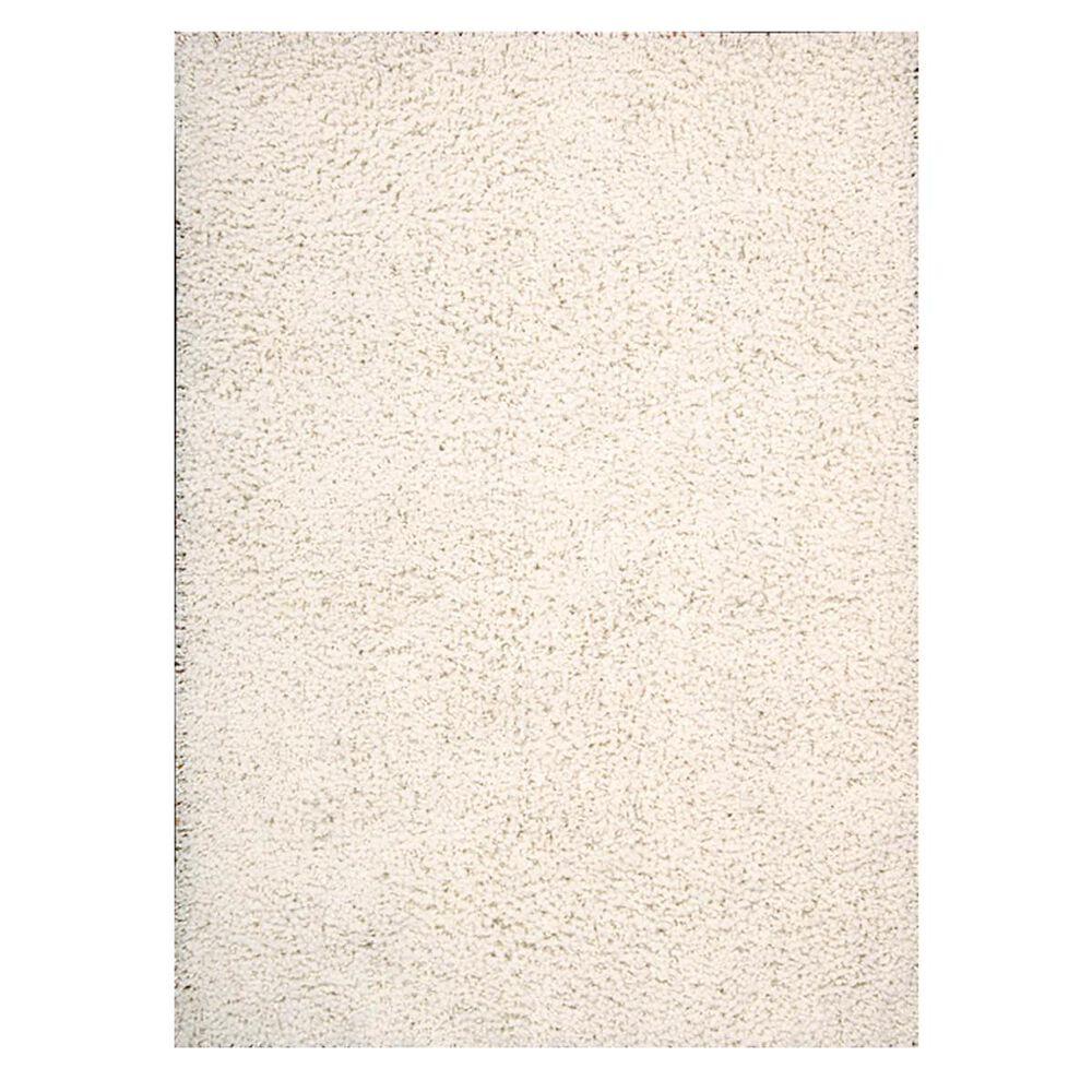 "Nourison Zen ZEN01 3'6"" x 5'6"" White Area Rug, , large"